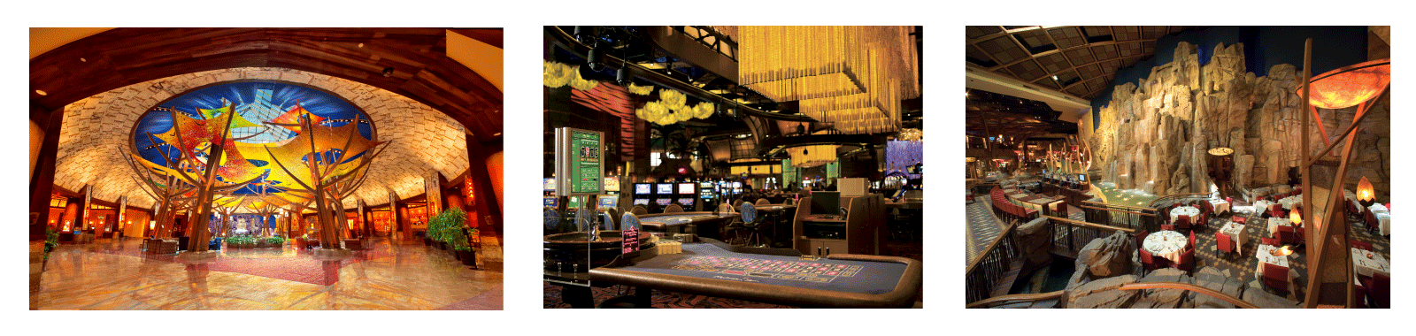 Ron Zoby Tours - Premier Independent Casino Marketing Representatives for your Mohegan Junket Tour